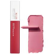 Maybelline SuperStay Matte Ink Lipsticks Exclusive (Worth £19.98)