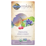 mykind Organics Prenatal Once Daily - 30 Tablets