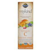 mykind Organics Спрей с витамином С - Апельсин+Мандарин - 58 мл
