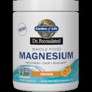 Whole Food Magnesium - Orange - 197.4g