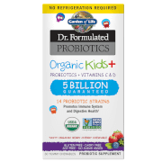 Microbiome Organic Kids' - Berry Cherry - 30 Chewables