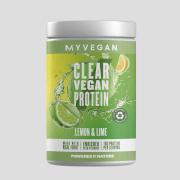 Clear Vegan Protein Powder