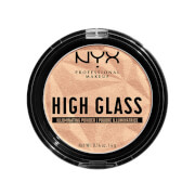NYX Professional Makeup High Glass Illuminating Powder 4g (Various Shades)