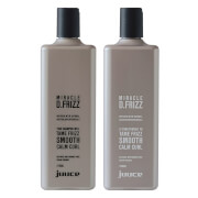 Juuce Miracle D.Frizz Shampoo and Conditioner Duo