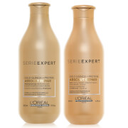 L'Oréal Professionnel Serie Expert Absolut Repair Gold Shampoo and Conditioner Duo