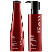 Shu Uemura Art of Hair Color Lustre Shampoo and Conditioner Duo