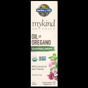 mykind Organics Herbal Oil of Oregano Drops - 30ml
