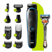 Braun All-in-One Trimmer 5 Master - Blue