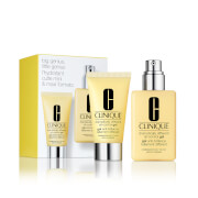 Clinique Home and Away Dramatically Different Moisturising Gel Set (Worth £94.00)