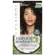 Clairol Natural Instincts Semi-Permanent No Ammonia Vegan Hair Dye 177ml (Various Shades)