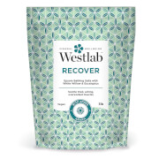 Westlab Recover Epsom Bathing Salts with White Willow, Eucalyptus and Arnica 3lb