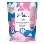Westlab Zen Epsom and Himalayan Bathing Salts with Cedar Wood, Neroli and Sage Oil 3lb