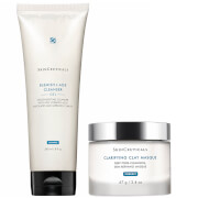 SkinCeuticals Cleanse and Mask Duo for Blemish-Prone Skin