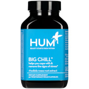 HUM Nutrition Big Chill Stress Supplement (30 Vegan Capsules, 30 Days)