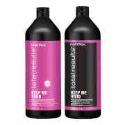 Matrix Total Results Keep me Vivid Shampoo and Conditioner Bundle 2 x 1000ml