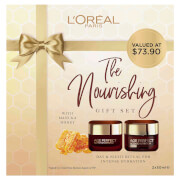L'Oréal Paris Age Perfect Intense Nut Day and Night Cream Gift Set (Worth $74.00)