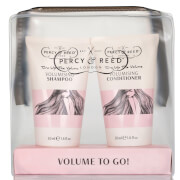Percy & Reed Volume to go! Kit (Worth £15.00)