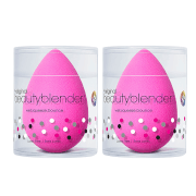 beautyblender Classic Makeup Sponge Pink Duo (Worth $40)