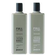 Juuce Full Volume Duo with 1 Minute Treatment (Worth $88.85)