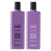 Juuce Silver Blonde Travel Friends Duo 2 x 100ml (Worth $33.9)