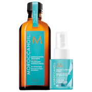 Moroccanoil Treatment with Free Protect & Prevent Spray