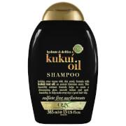 OGX Hydrate & Defrizz+ Kukui Oil Shampoo 385ml