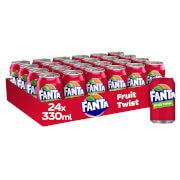 Fanta Fruit Twist 24 x 330ml