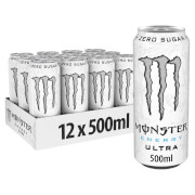 Monster Energy Ultra 12 x 500ml