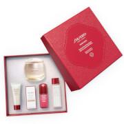 Shiseido Benefiance Wrinkle Smoothing Cream Holiday Kit (Worth £119.81)