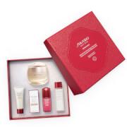 Shiseido Benefiance Wrinkle Smoothing Cream Enriched Holiday Kit