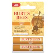 Burt's Bees Honey Lip Balm Duo (Value Pack)