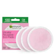 Garnier Micellar Reusable Make-up Remover Eco Pads