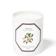 Carrière Frères Scented Candle Ebony - Ebenus - 185g