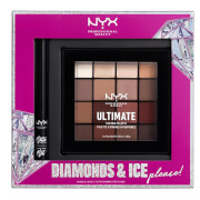 NYX Professional Makeup Diamonds and Ice Please Gift Set