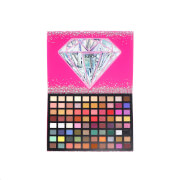 NYX Professional Makeup Diamonds & Ice Please The Ultimate 80 - Pan Artistry Palette