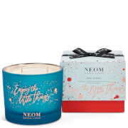 NEOM Limited Edition Real Luxury 3 Wick Candle 420g