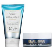 Sunday Riley Exclusive Double Cleanse Duo
