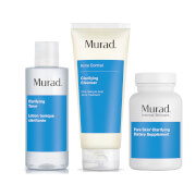 Murad Exclusive Clarify From the Inside Out Bundle