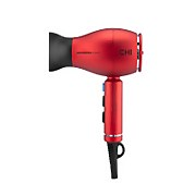 CHI 1875 Series Advanced Ionic Compact Hair Dryer - Red