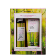 Korres Cucumber and Bamboo Bath and Body Set