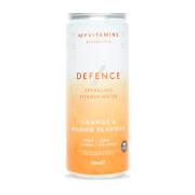 Agua con Gas y Vitaminas - Defence (Lata Individual)
