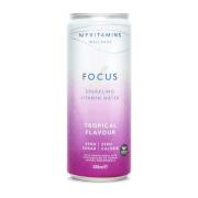 Fokus - Vitaminwasser mit Kohlensäure (Probiergröße)
