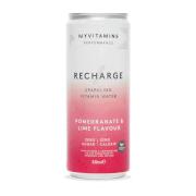 Agua con Gas y Vitaminas - Recharge (Lata Individual)