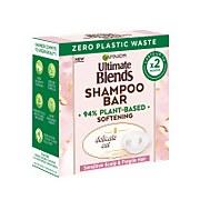 Garnier Ultimate Blends Delicate Oat Softening Shampoo Bar for Sensitive Scalp and Fragile Hair 60g