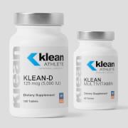 Klean Multivitamin & Klean-D 125 mcg Bundle