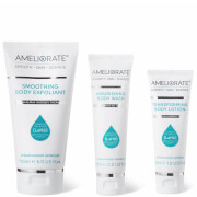 AMELIORATE Smoothing Body Exfoliant and More Trio