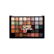 NYX Professional Makeup Ultimate Shadow Utopia Palette - 40 Shades 10g