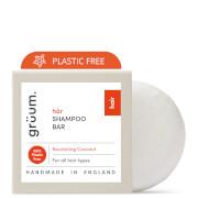 grüum Hår Zero Plastic Nourishing Shampoo Bar 50g