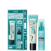 benefit Prime and Super Setter Deal Porefessional Face Primer and Setting Spray Duo (Worth £41.50)