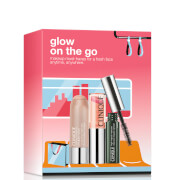 Clinique Glow On The Go Set (Worth £41.00)